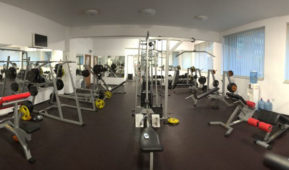 Фитнес зала Sport