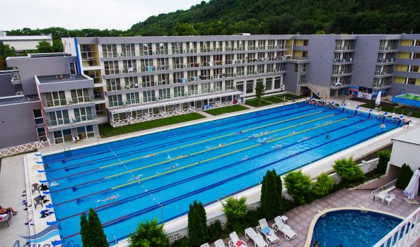 Олимпийски басейн Active
