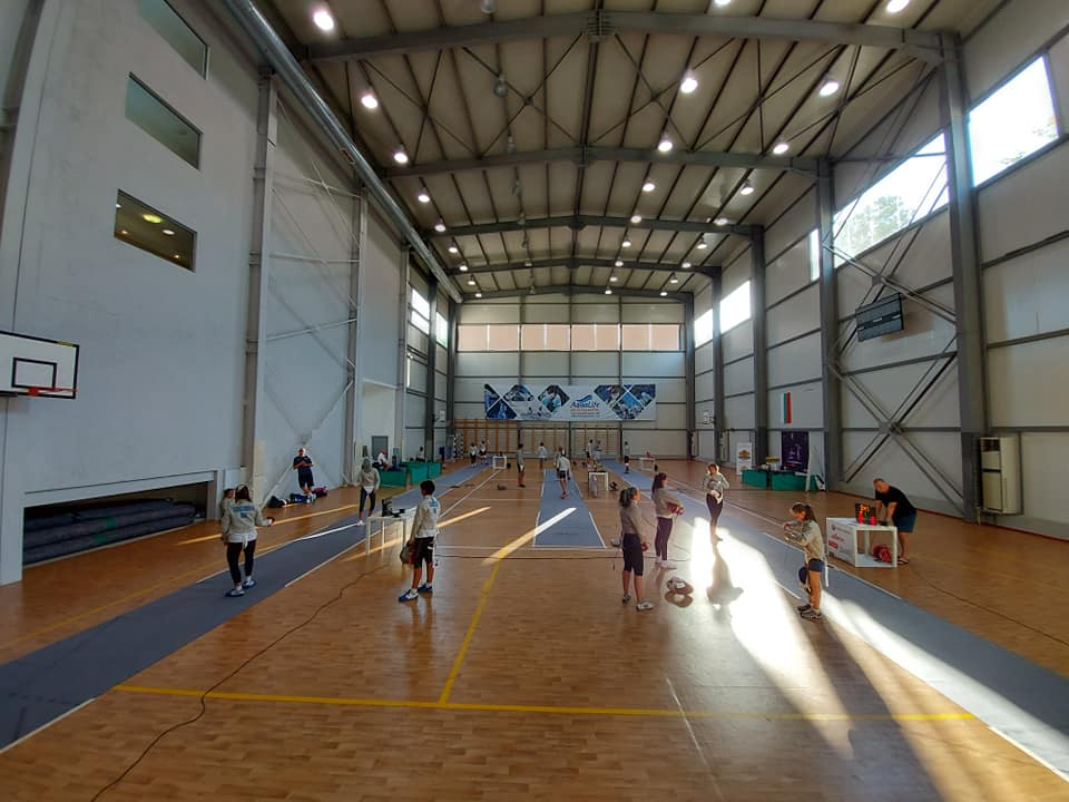 Летен спортен лагер
