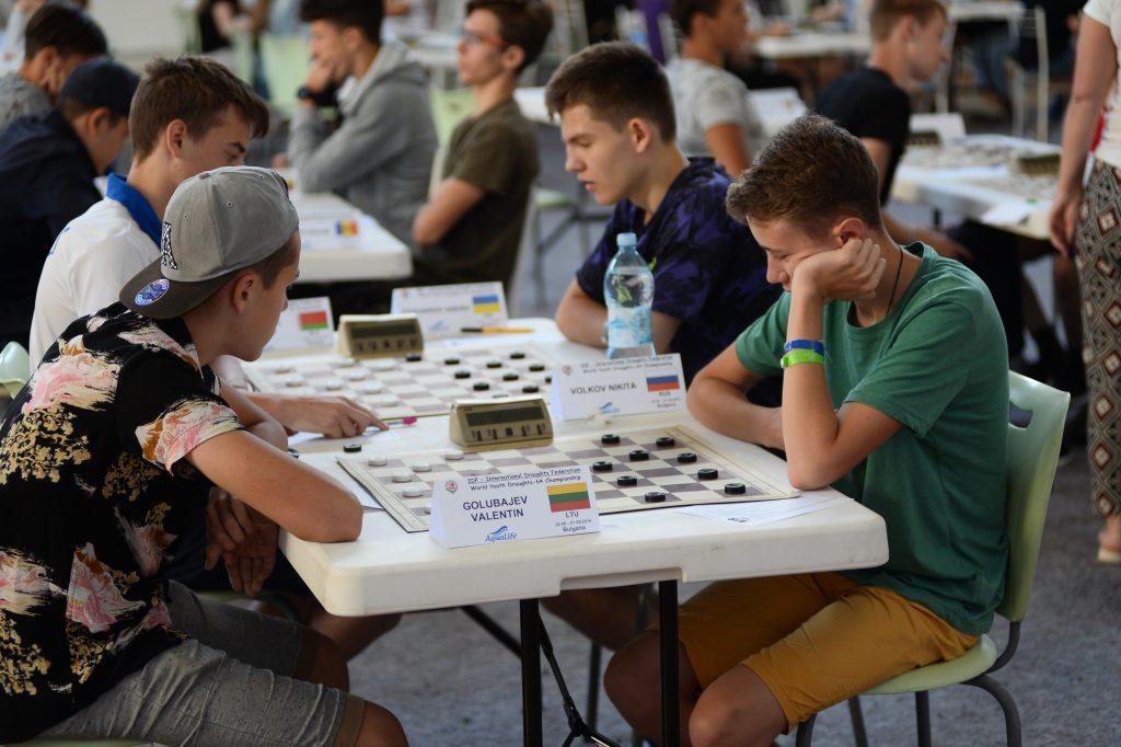 първенство по шашки