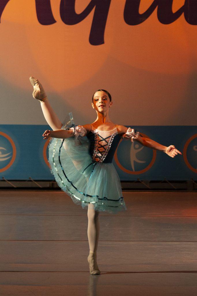 Летен балетен лагер
